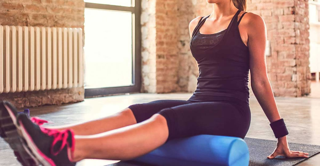 Come usare un foam roller.  Il video